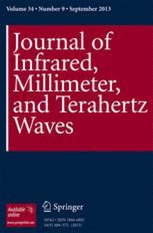 International Journal of Infrared and Millimeter Waves