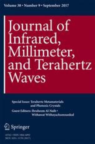 Journal of Infrared, Millimeter, and Terahertz Waves