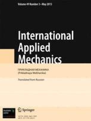 Soviet Applied Mechanics