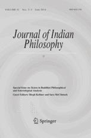 Journal of Indian Philosophy
