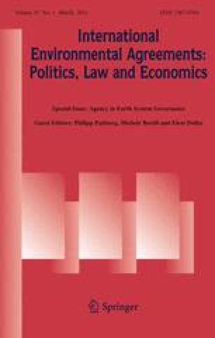 International Environmental Agreements: Politics, Law and