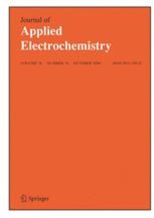 Journal of Applied Electrochemistry - Springer