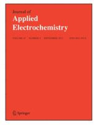 Journal of Applied Electrochemistry