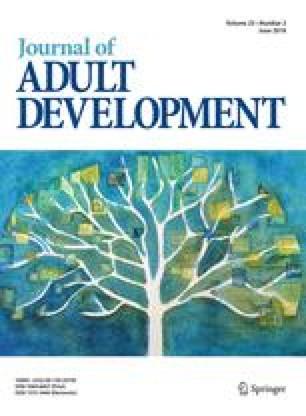 early adulthood emotional development