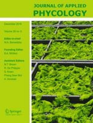 Journal of Applied Phycology