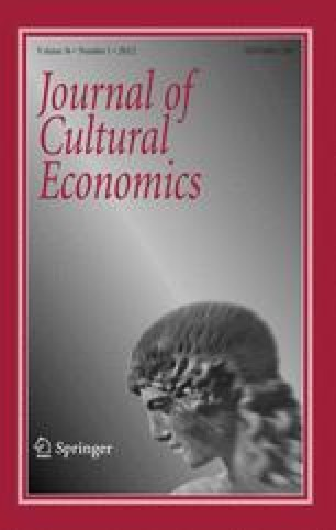 journal of cultural economics springer