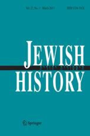 Hîstôry¯a yêhûdît = Jewish history