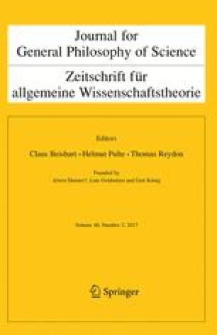 Zeitschrift für allgemeine Wissenschaftstheorie