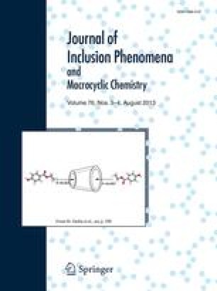 Journal of inclusion phenomena