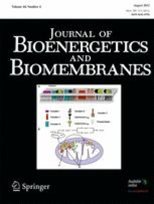 Journal of Bioenergetics and Biomembranes