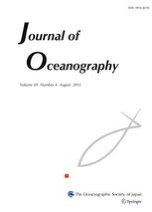 Journal of the Oceanographical Society of Japan