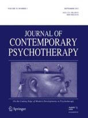 The use of guided imagery in psychotherapy: Modules for use