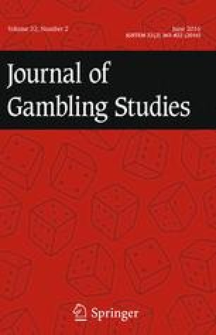 Journal article about gambling best gambling apps android