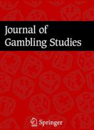 Lottery play and problem gambling | SpringerLink