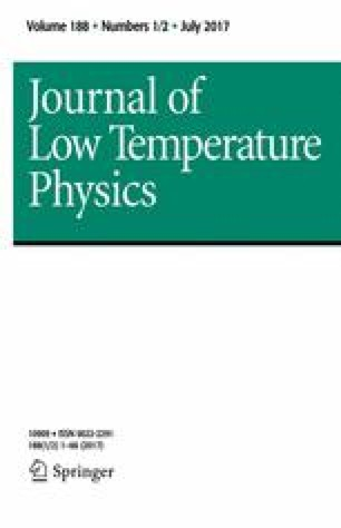 Journal of Low Temperature Physics