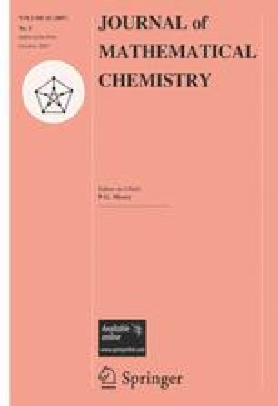 Journal of Mathematical Chemistry
