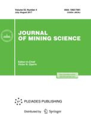 Journal of Mining Science