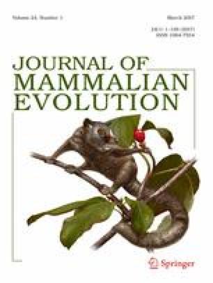 Journal of Mammalian Evolution