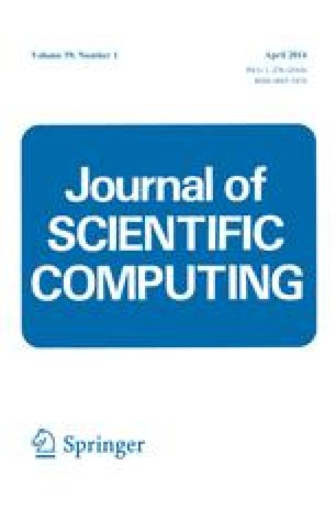 An Eulerian Formulation for Solving Partial Differential