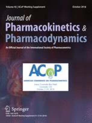 Abstracts for the Ninth American Conference on Pharmacometrics