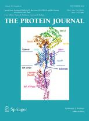 Journal of Protein Chemistry