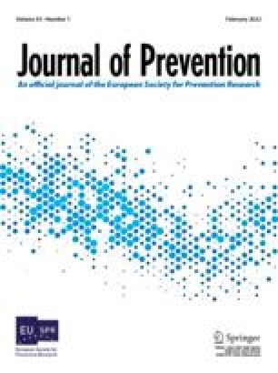 Journal of Primary Prevention