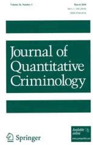 Journal of Quantitative Criminology