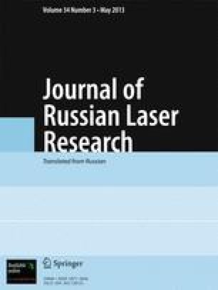 Journal of Russian Laser Research
