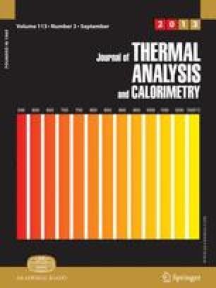 Journal of thermal analysis