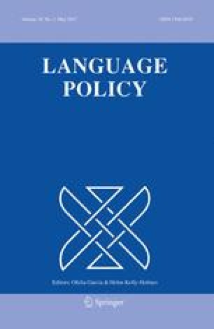 Language and language-in-education planning in multilingual