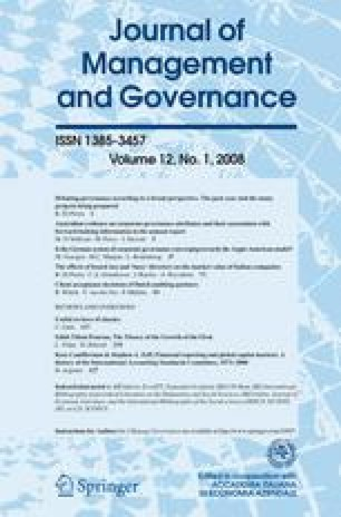 Is the German system of corporate governance converging