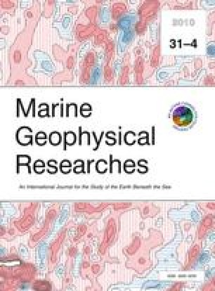 Marine Geophysical Researches