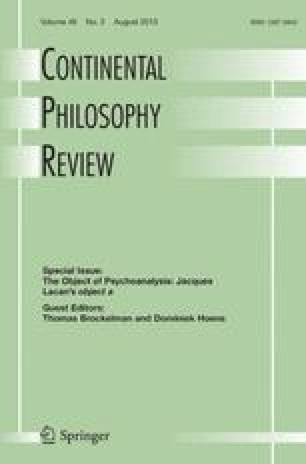 philosophy husserl on intersubjectivity essay I not only clarify, as many have already done, husserl's theory of signs from the 1901 logical investigations, but also examine how he transforms that element of his philosophy in the 1913/14 revisions to the sixth logical investigation specifically, the paper examines the evolution of two central tenets of husserl's semiotics.