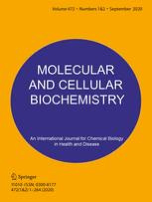 Molecular and Cellular Biochemistry | Home