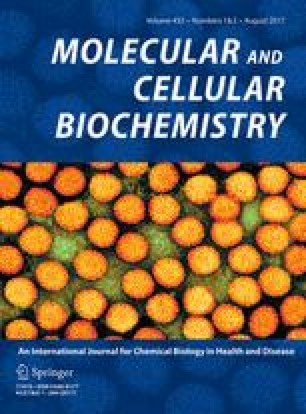 Molecular and Cellular Biochemistry