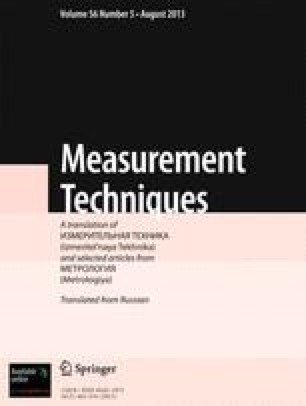 Measurement Techniques