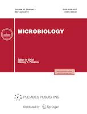 Selection of a Microbial Community in the Course of