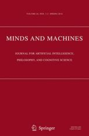 Minds and Machines