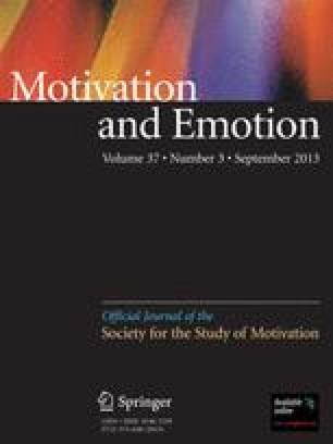 motivation and emotion decatanzaro pdf