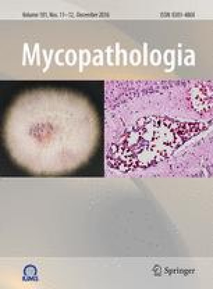 Mycopathologia et mycologia applicata