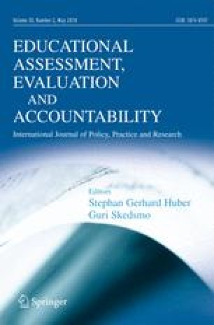 educational assessment evaluation and accountability springer