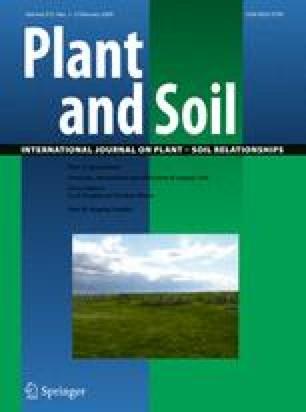 Ectomycorrhizal communitie s of Quercu s garryana are