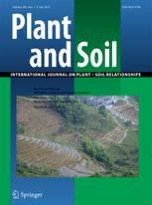 Plant and Soil