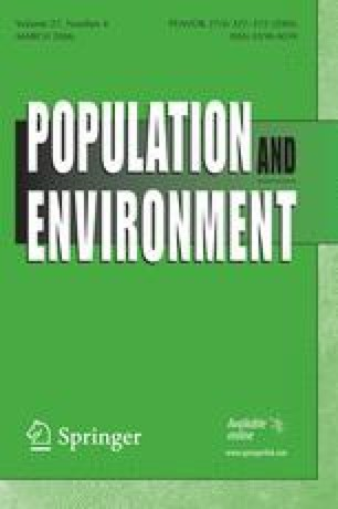 Journal of population
