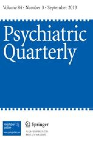 The Psychiatric Quarterly
