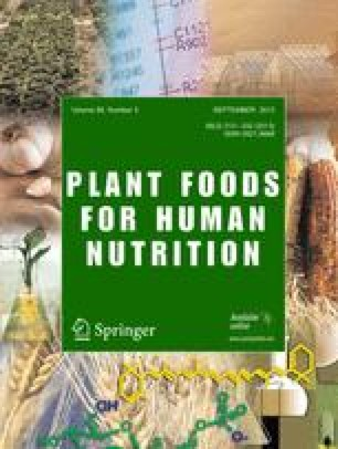 Nutritional value of crops as influenced by organic and