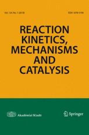 Reaction Kinetics, Mechanisms and Catalysis