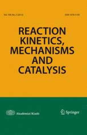 Reaction Kinetics and Catalysis Letters