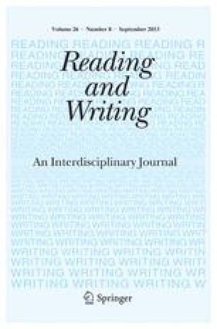 The effect of phonics instruction on the reading