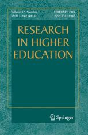 Research in Higher Education